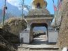 Welcom to the Buddhist village