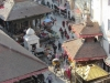 Rooftop view of Durbar square