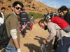 Tabriz mountain cleanup1