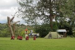 Camping again!