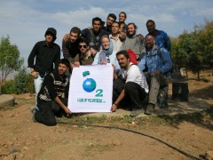 Tabriz mountain cleanup2