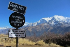 Annapurna range