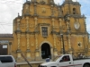 Colonial church in Leon