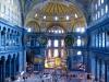 Interior of the Aya Sophia