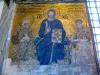 Christian mosaics at Aya Sophia