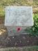 Anzac grave