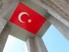 Huge Turkish flag