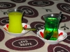 Lemon and kiwi tea, very healthy!