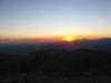 Sunset at Nemrut