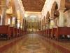 Barichara tilted church floor