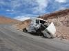 Dangerous roads: Paso Jama