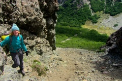 El Bolson hiking