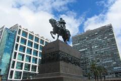 Artigas in Montevideo