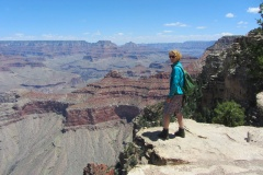 The grandest Canyon in the world