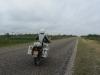 Flat Belizian roads