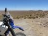 Salt plains in the far distance
