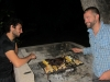Argentinian asado with Romanians